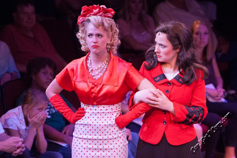 Hale's GUYS AND DOLLS is a showstopper