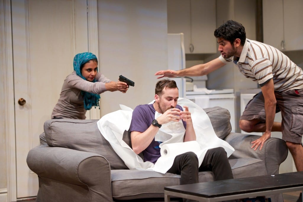 5 new plays for 5 Utah theatre companies from CATF