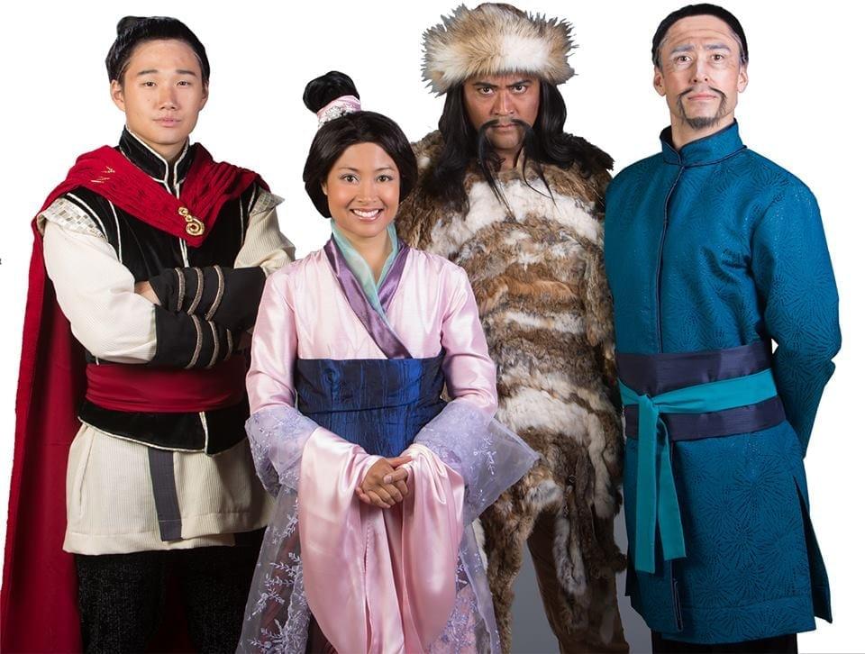 Mulan - Tuacahn