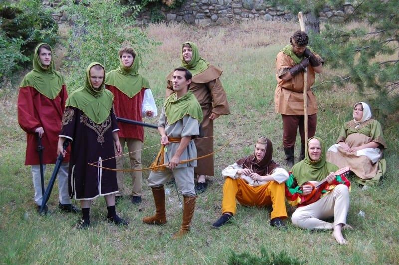 Robin Hood - Clearfield Community Theater