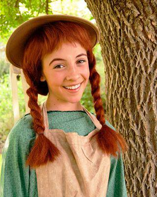 ANNE OF GREEN GABLES needs to mature a little