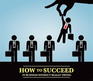 CenterPoint's HOW TO SUCCEED IN BUSINESS… is satire done right