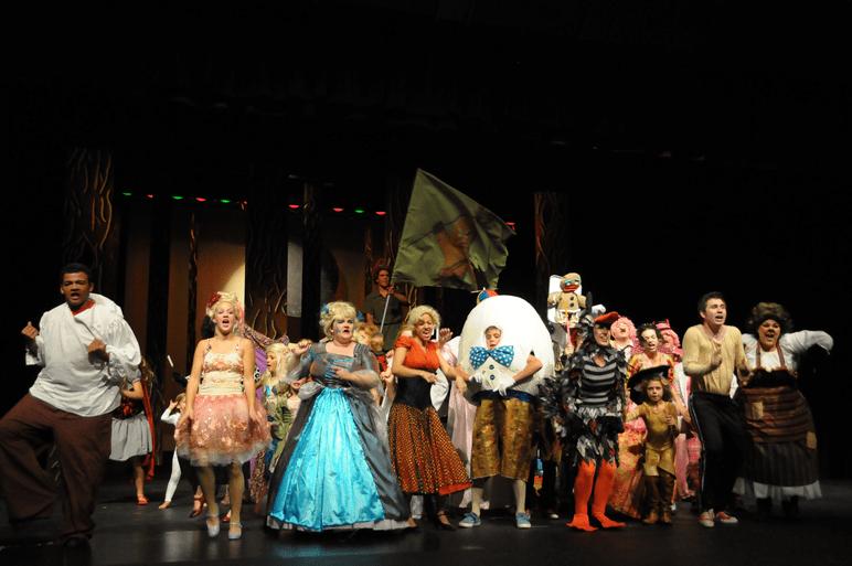 Shrek 2 - Payson Community Theatre