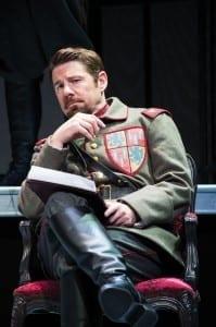 Brian Vaughn as Earl of Northumberland in the Utah Shakespeare Festival's 2013 production of Richard II. (Photo by Karl Hugh. Copyright Utah Shakespeare Festival 2013.)