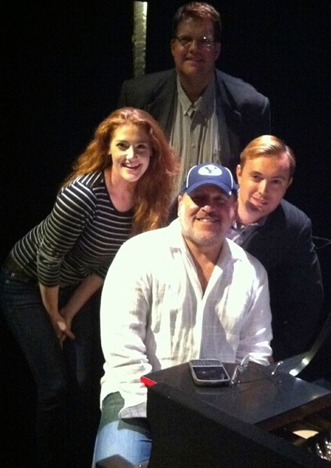 An evening with Frank Wildhorn and friends