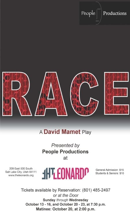 RACE is jarring and powerful