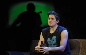 Casey O'Farrell as Will. Photo by Jeremy Daniel.