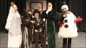 Farndale Christmas Carol - CenterPoint Legacy Theatre