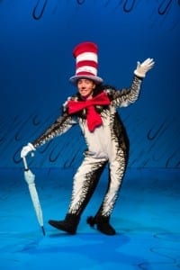 Austin Archer as the Cat in the Hat. Photo by dav.d photography.