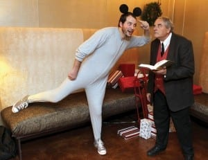 Twas the Night Before Christmas - Ziegfeld Theater