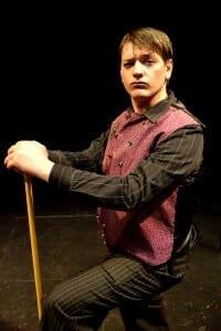 Geoffrey Gregory as Phileas Fogg. Photo by Deanne R. Jones