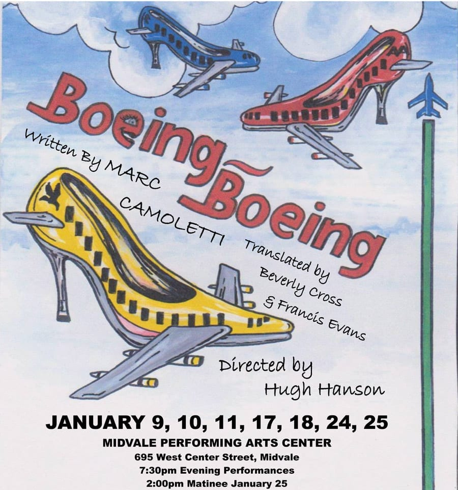 """If """"it's not impossible,"""" go see BOEING-BOEING"""