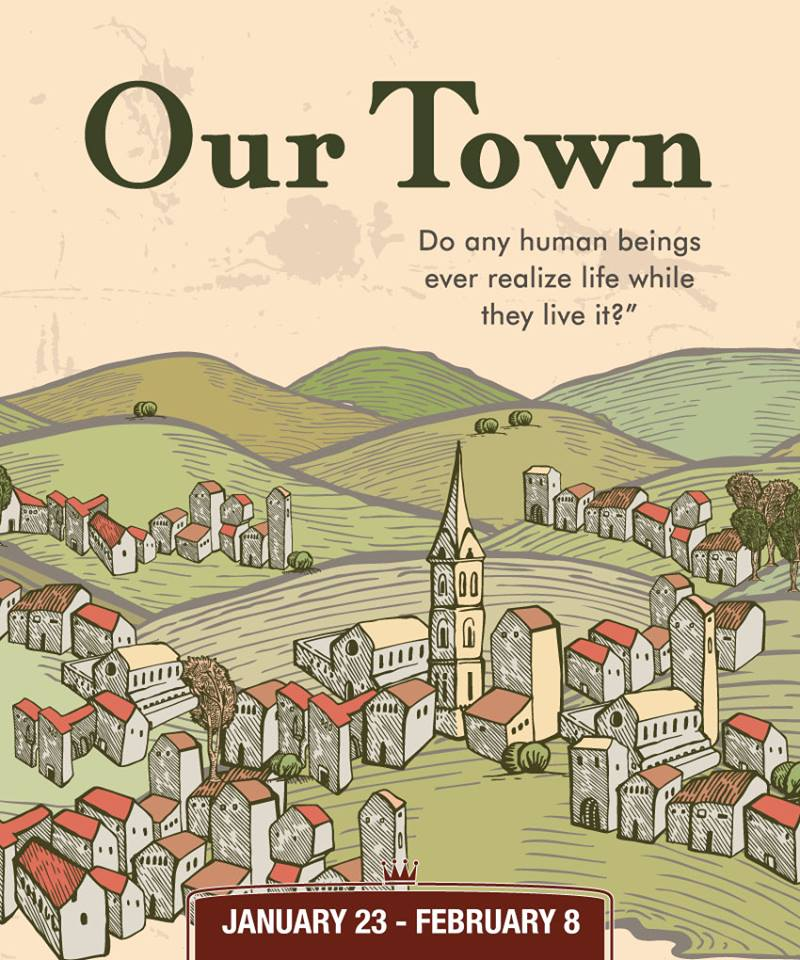 The Grand's OUR TOWN is a thought provoking American classic