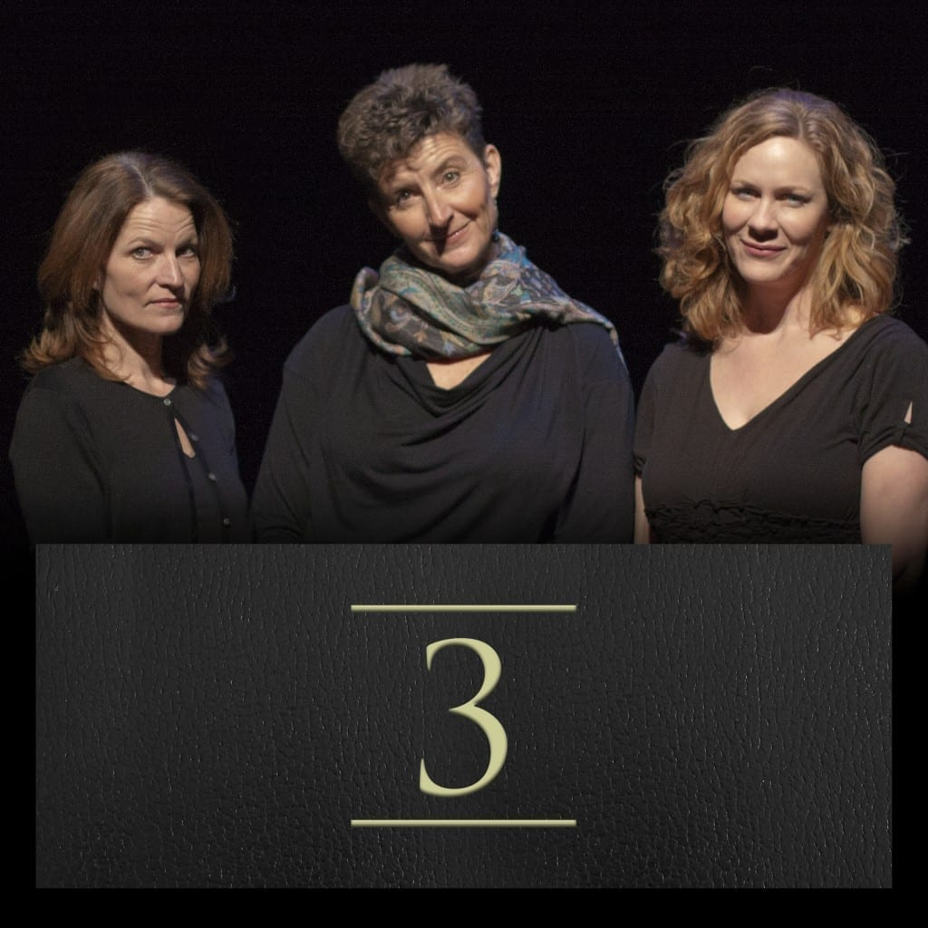 "Plan-B Theatre Company's ""3"" by Eric Samuelsen"
