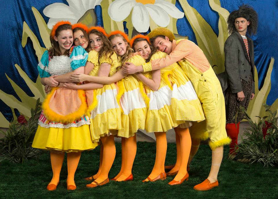 HONK! if you like youth theatre