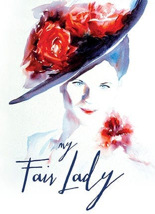 An unrefined yet loverly MY FAIR LADY at the Egyptian