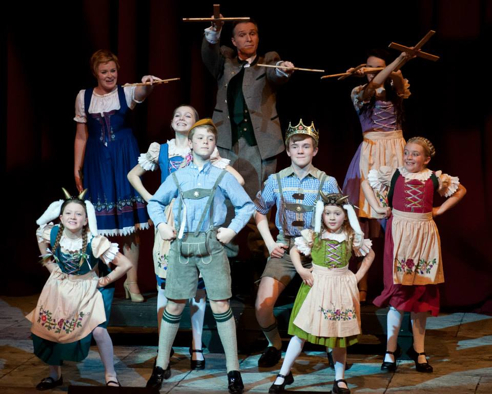 Something good is happening at Centerpoint's SOUND OF MUSIC
