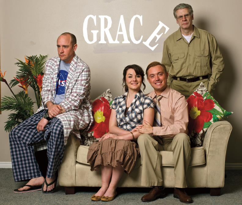 GRACE unforgettably explores time, space, doubt, and faith