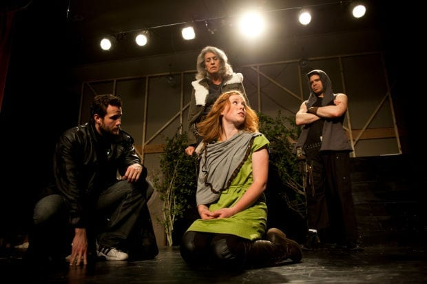 Post-apocalyptic A MIDSUMMER NIGHT'S DREAM is a new twist on an old show