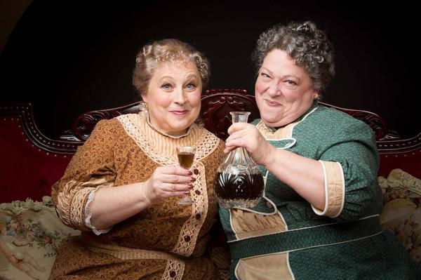 WV Hale's ARSENIC AND OLD LACE slays audiences with laughter