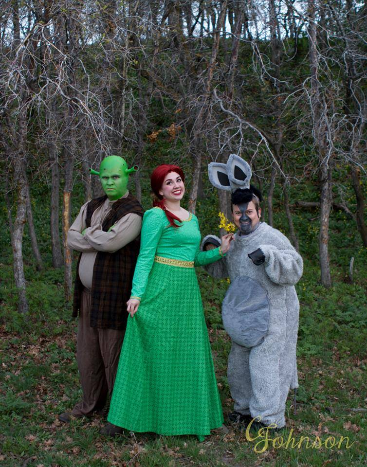 The Empress Theatre has a delightful SHREK THE MUSICAL