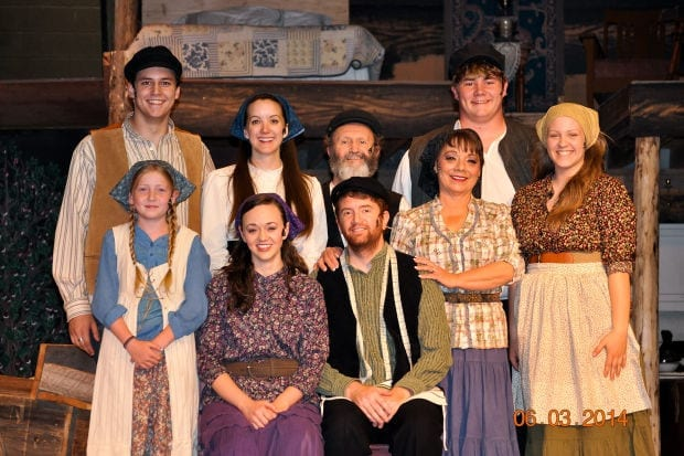 Springville's FIDDLER ON THE ROOF is all about community spirit