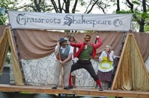 Henry V 4 - Grassroots Shakespeare Company
