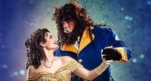 Beauty and the Beast poster - Pickleville Playhouse