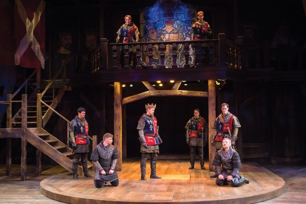 HENRY IV, PART ONE explores honor and history