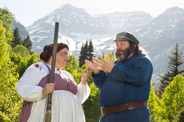Superb acting & directing make Sundance's FIDDLER ON THE ROOF a success