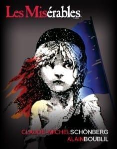 Les Miserables logo 2 - Utah Festival Opera