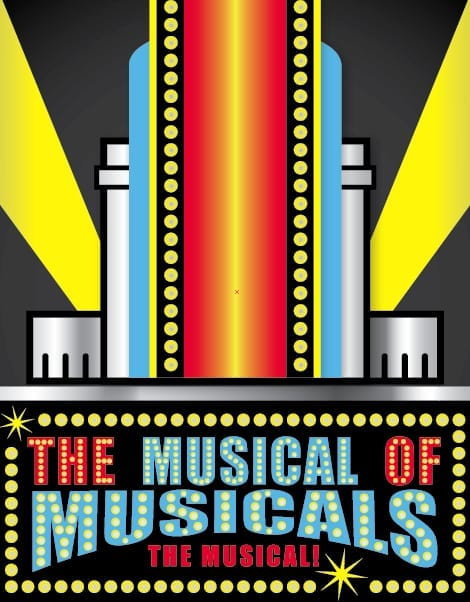 MUSICAL OF MUSICALS (THE MUSICAL!) is the perfect parody for theatre buffs