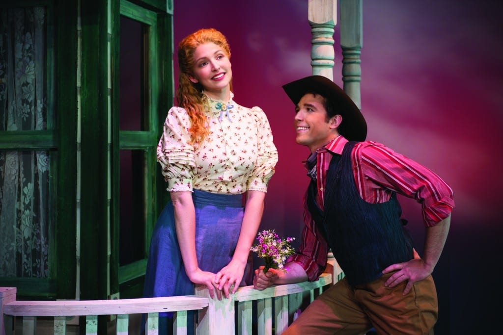 "Shout ""Yeeow!"" for Utah Festival Opera's OKLAHOMA!"