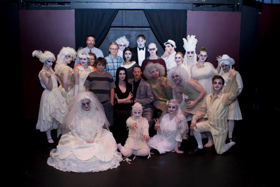 A Nice Evening With THE ADDAMS FAMILY