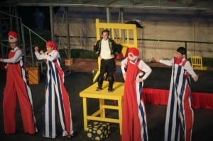 Barnum 2 - Highland Arts Council
