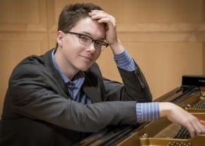 Gina Bachauer International Piano Foundation - David Horton - phot credit Steve Horton - photo credit