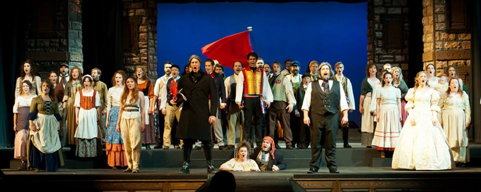 Les Miserables 2 - Payson Community Theater