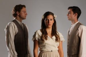 Blood Wedding publicity photo.