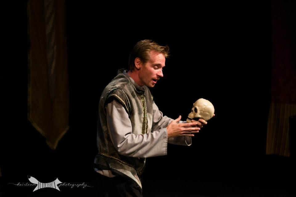 CenterPoint creates a zany COMPLETE WORKS OF SHAKESPEARE (ABRIDGED)