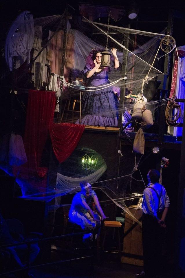 Haunted Theatre Spooktacular 3 - Utah Children's Theatre