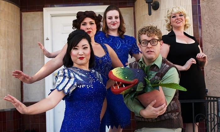 Grand's LITTLE SHOP OF HORRORS grows charm