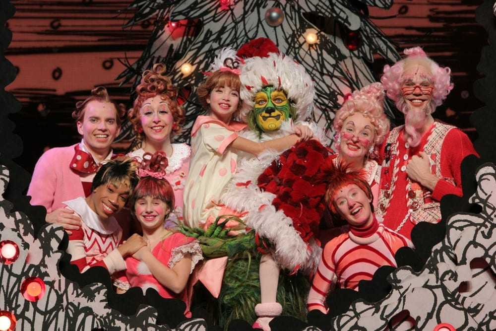 HOW THE GRINCH STOLE CHRISTMAS falls short of the original