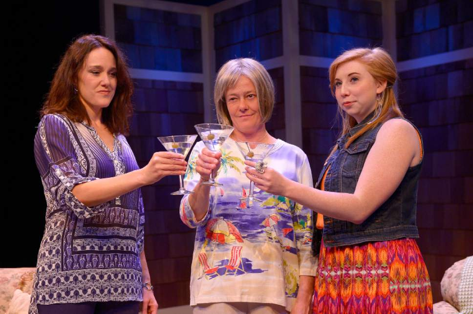RAPTURE, BLISTER, BURN comically explores the humanity of feminism