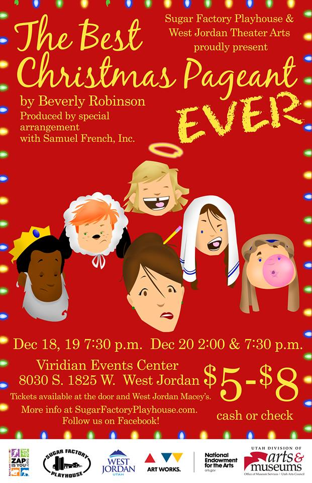 THE BEST CHRISTMAS PAGEANT EVER embodies the spirit of Christmas