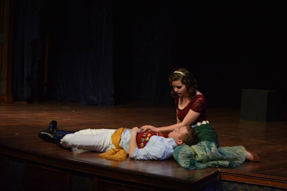 Mr. Shakespeare, meet THE LITTLE MERMAID