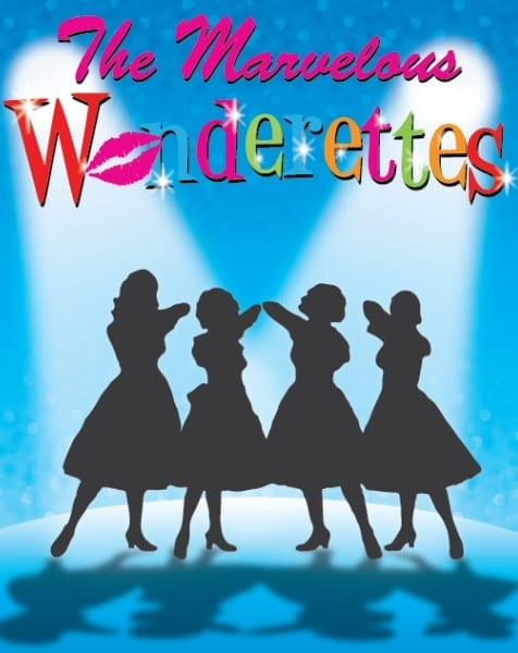 The oldies are truly golden in THE MARVELOUS WONDERETTES