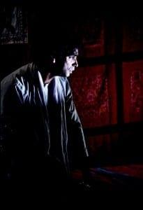 Jacob Rajan in The Elephant Wrestler.