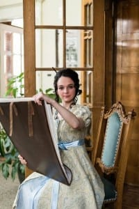Katie Jones as Thomasina Coverly.