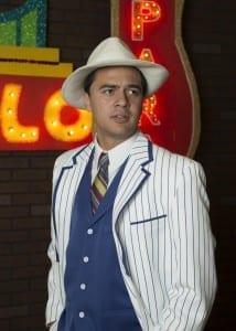 Corey Morris as Sky Masterson.