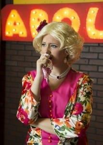 Alyssa Orme as Adelaide.